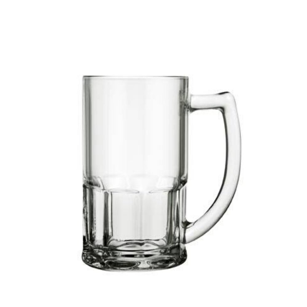 Beer Mug, 340 ml, 5911 International Beer Collection, Nadir Glass, Set of 12