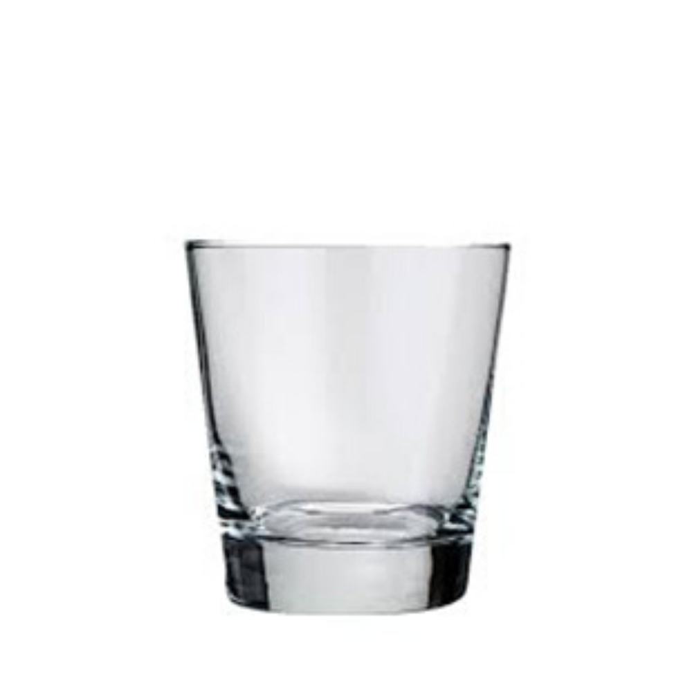 Double Old Fashioned Glass, 370 ml, 7501 Caldereta, Nadir Glass, Set of 12