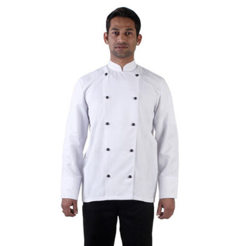 White Chef Coat, The Classic Collection