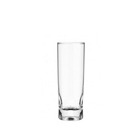 Tube Glass, 290ml, 7817 Amassadindo, Nadir Glass, Set of 12