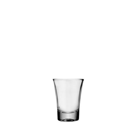 Solo Shot Glass, 60 ml, 2304 Dose, Nadir Glass, Set of 24