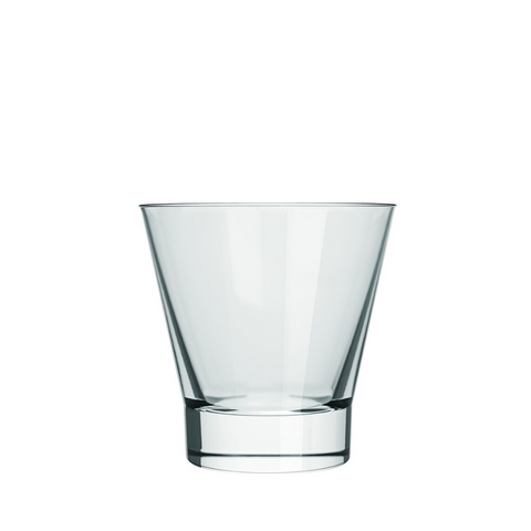 Rock Glass, 350 ml, 7923 Ilhabela, Nadir Glass, Set of 12