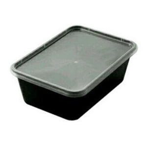 750 ML Plastic Container with Lid