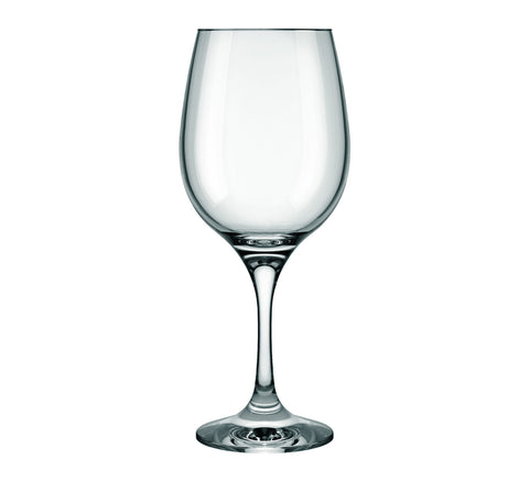 Wine Glass, 600 ml, 7956 Barone, Nadir Glass, Set of 12