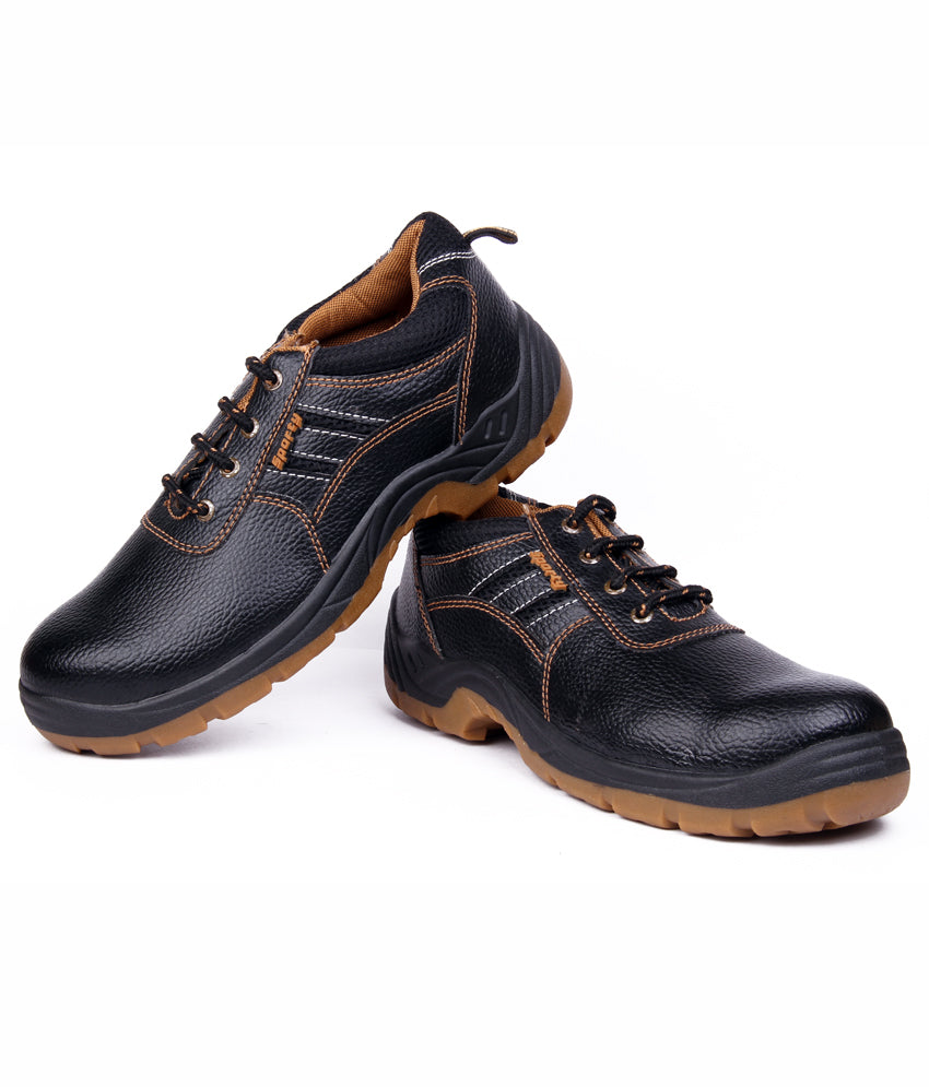 PVC Moulded Safety Shoe, Sporty, Hillson