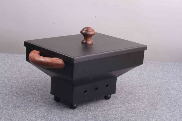 Table Top Charcoal Grill Unit