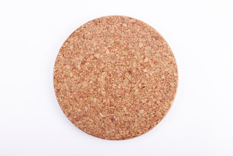 Cork Trivet, Plain, 10mm, FNBFleet