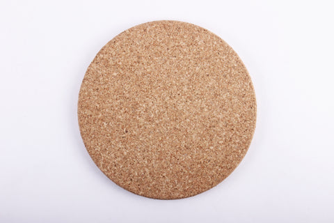 Cork Coaster, Plain, 6mm, FNBFleet