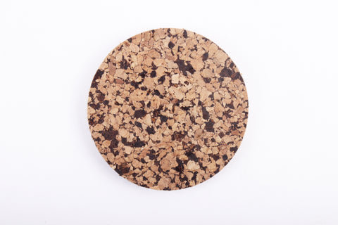 Cork Coaster, Textured, 6mm, FNBFleet