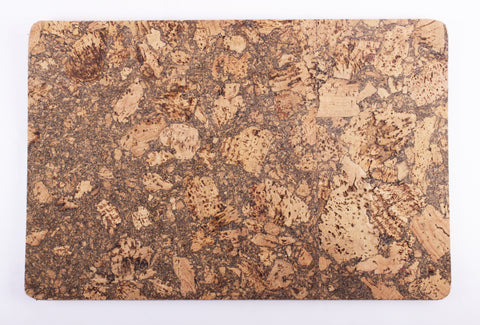 Cork Table Mat, Textured, 12 x 18 Inches, FNBFleet