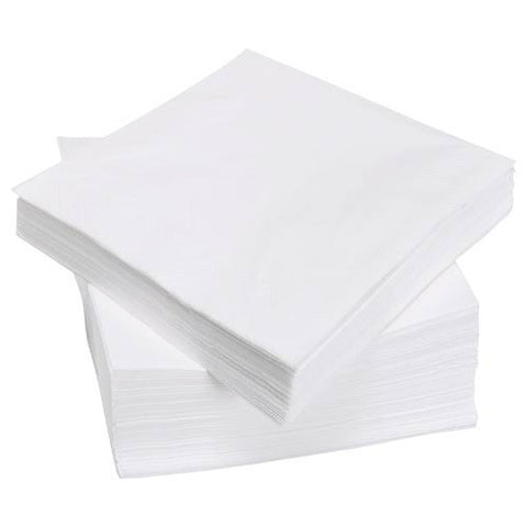 Paper Napkin 1 Ply, 30 CM by 30 CM, 100 Pulls, Box of 48 Packets