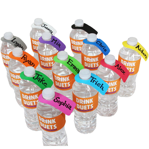 Drink Duet Bottle Tags