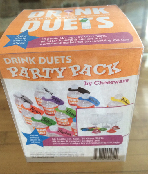 Awesome Drink Duets PARTY PACK