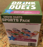 Drink Duets Sports Pack
