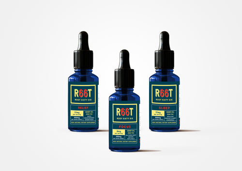 Root 66 Fitness Bundle: Includes Focus, Pain Relief & Sleep Formulas