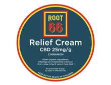 All New Relief Cream: Eases Muscle and Joint Pain