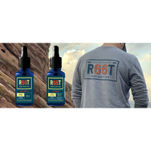 Root 66 Calming Bundle Special Offer: Includes Holistic & Sleep Formulas AND free sample size product & free T-Shirt