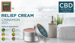 All New Relief Cream: Instant Relief for Muscle and Joint Pain