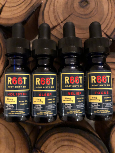 Root 66 Trial Size Products