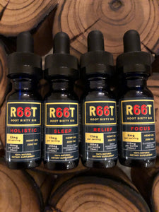 Trial Size Products: Root 66