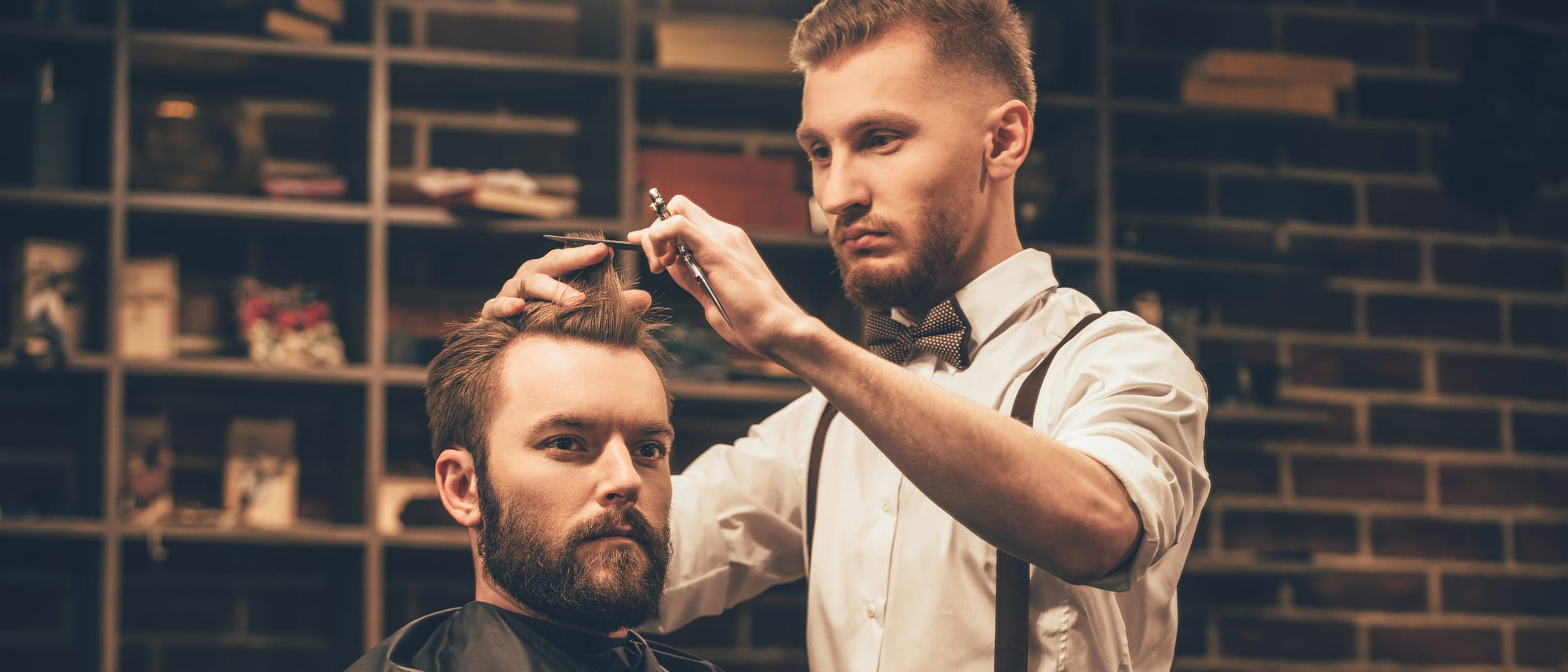 Ask Doc Handsome:  How Do I Pick A Barber & How Should I Talk To Them