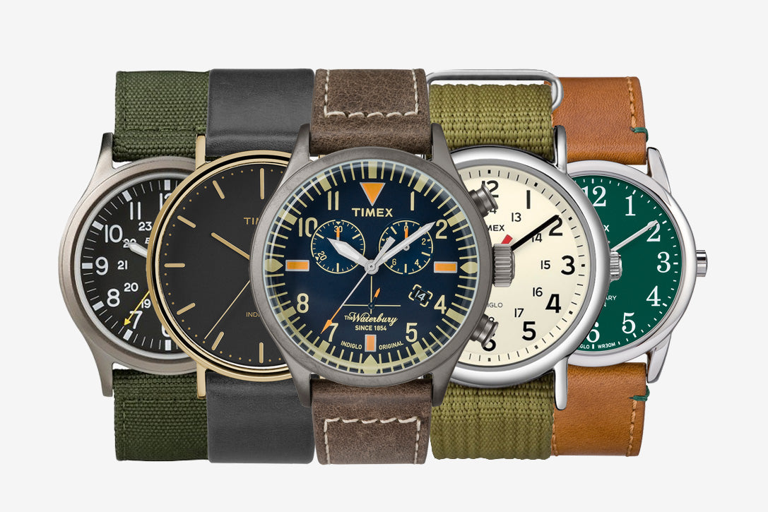 5 Timeless Watches From Timex