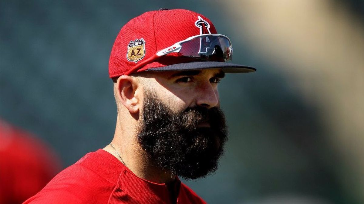 Major League Beards: The Best Beards In The MLB By Position
