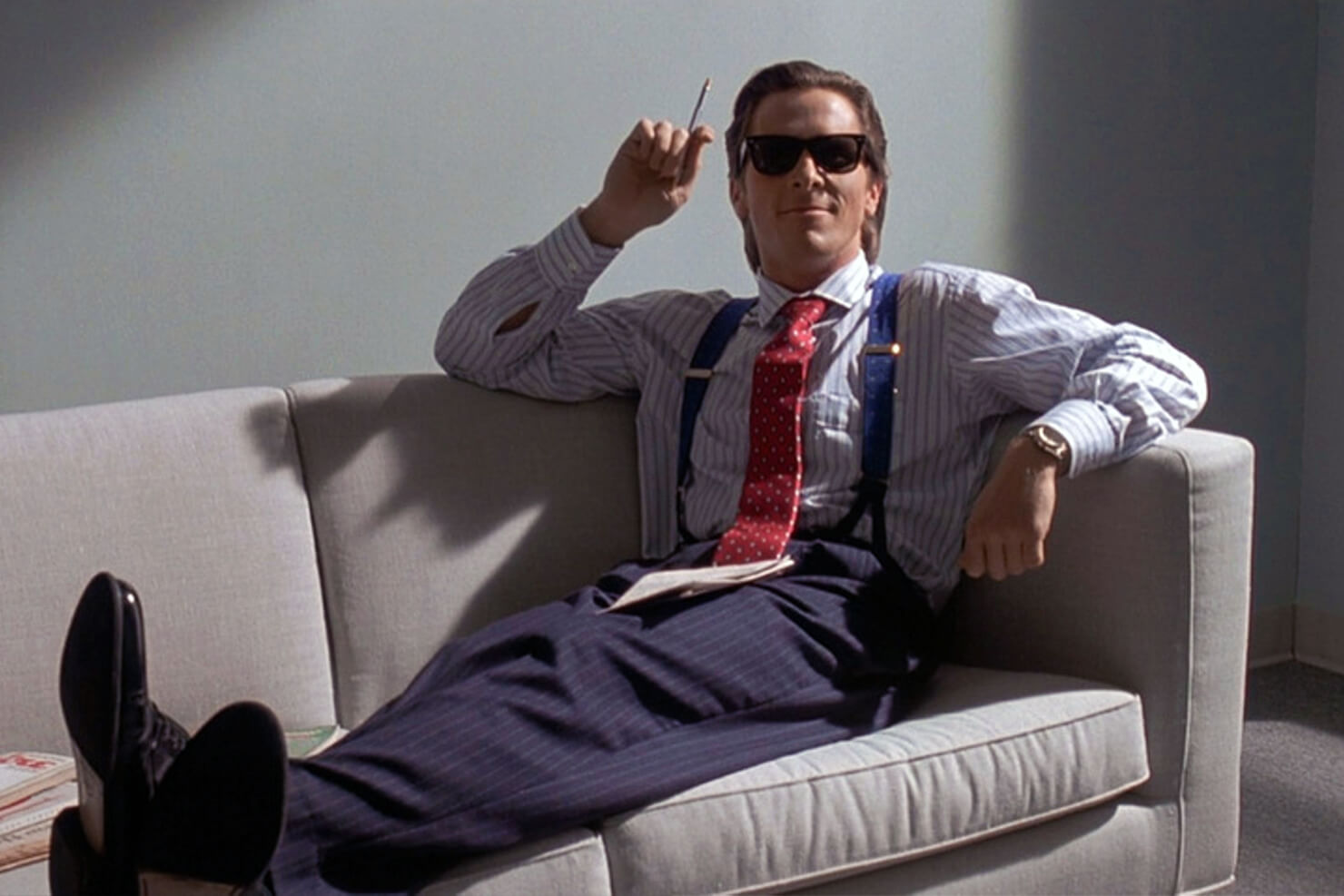 Remember American Psycho? Why Patrick Bateman's Grooming Routine Is The New Norm