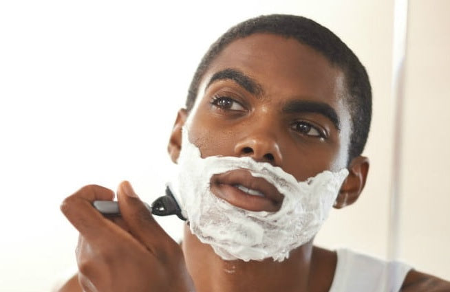 SHAVING & SKINCARE TIPS FOR BLACK MEN