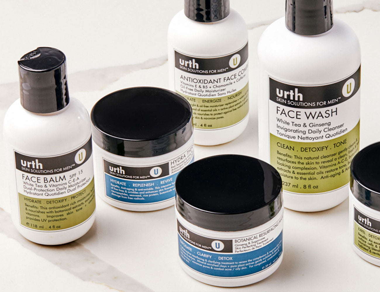 10 Questions With Bob Mah, Founder Of urth Skincare For Men