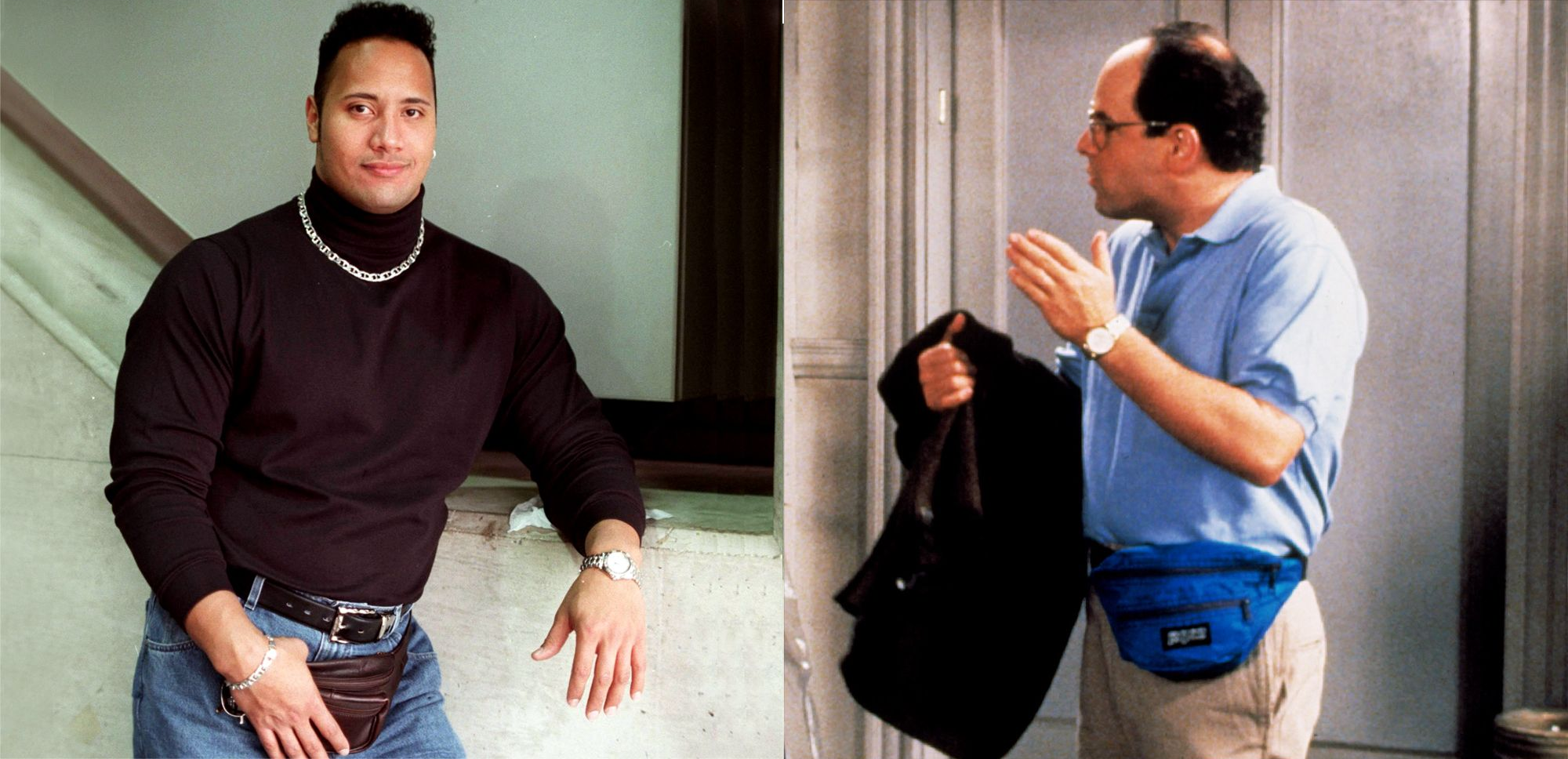 80's Fanny Packs Are Back And They're Here To Stay Baby
