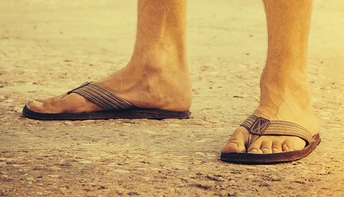 Summer Foot Care For Fellas: Prepping For Flip-Flop Season