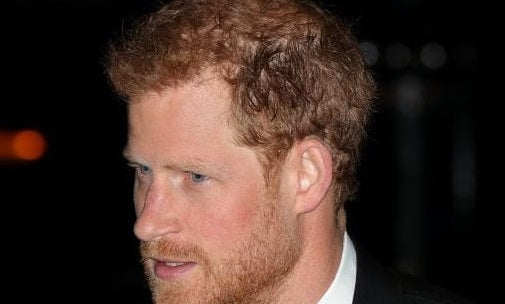 Prince Harry's Hair Through The Years