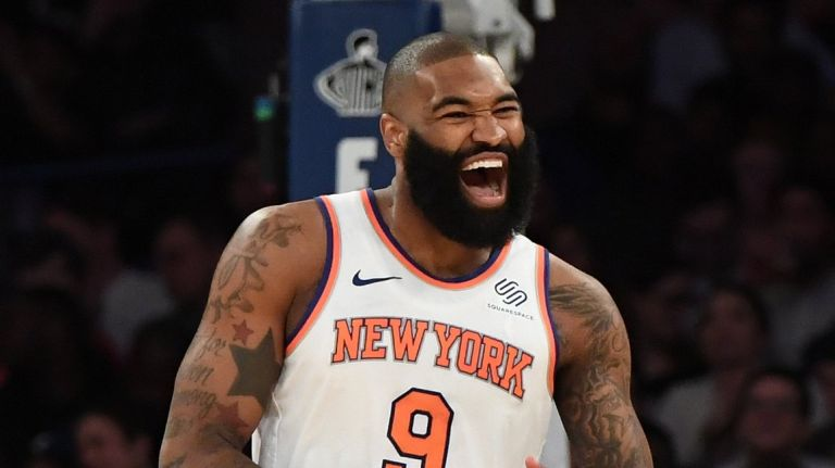 The NBA's Best Beards