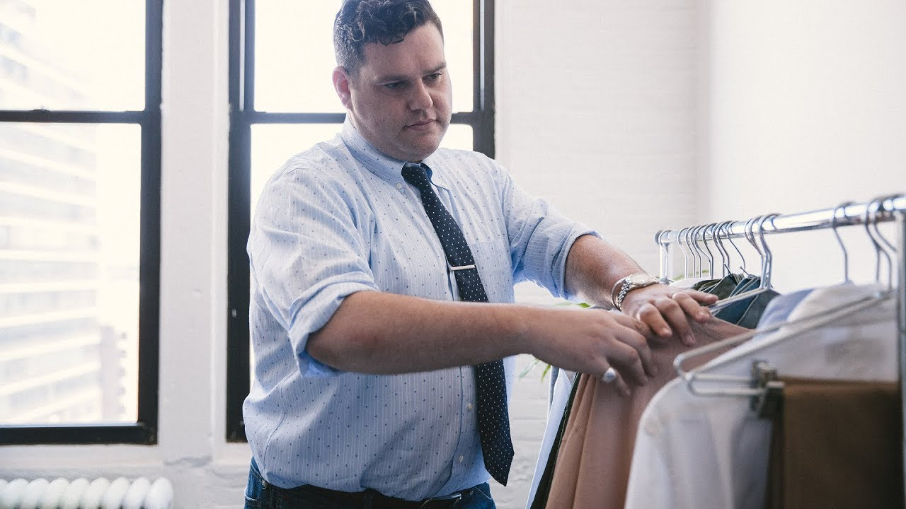 Plus Size Fashion For Dudes, Because Now Bigger Really Is Better