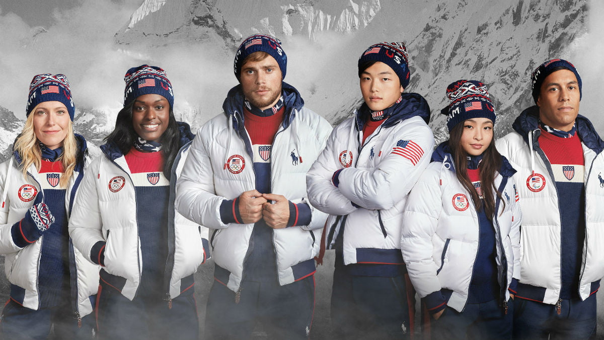 Olympic Style: Go For The Gold In These Winning Winter Jackets