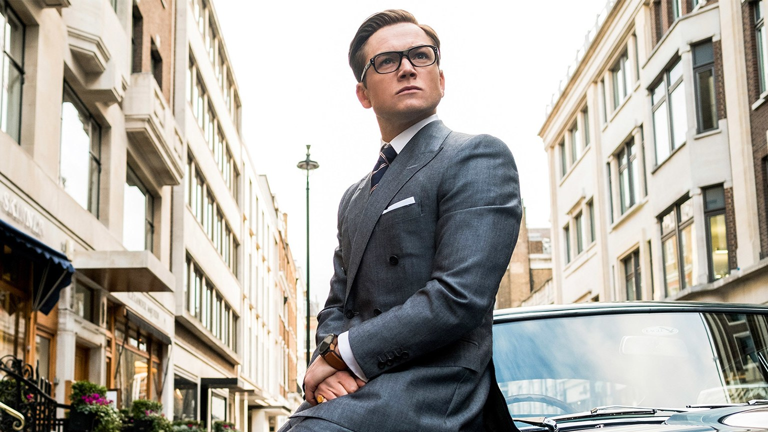 Get Suited and Booted With Kingsman: The Golden Circle
