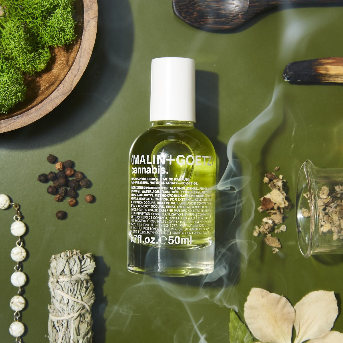 Product image of Malin + Goetz Cannabis eau de parfum