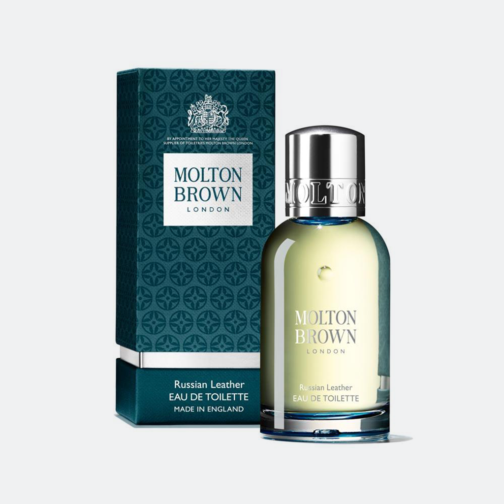 Product image of Molton Brown Russian Leather eau de toilette