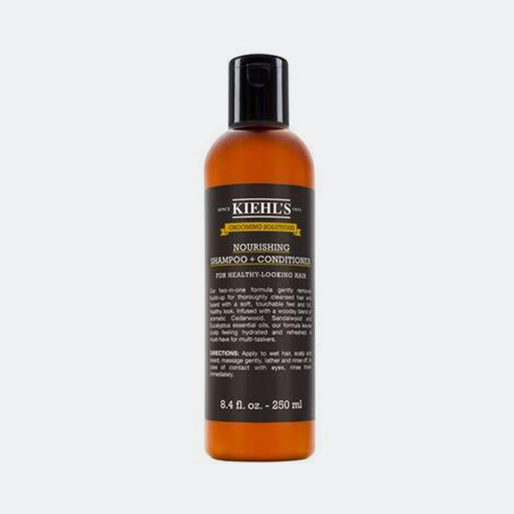 Kiehl's Grooming Solutions Nourishing Shampoo + Conditioner