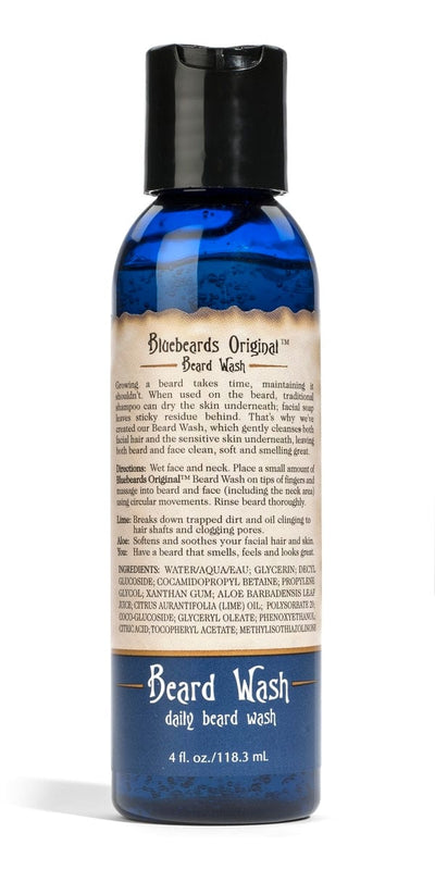 Bluebeards Original Beard Wash - 4 oz.
