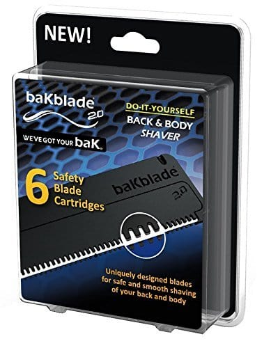 BaKblade 2.0 Blade Cartridge Set (6 Pack)