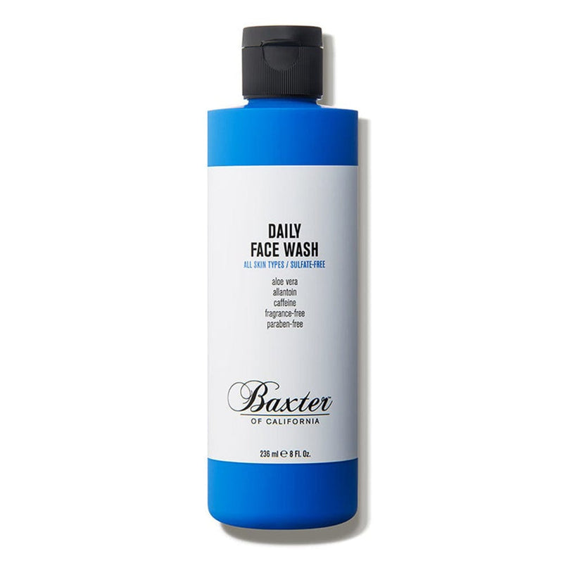 Baxter of California Sulfate-Free Daily Face Wash