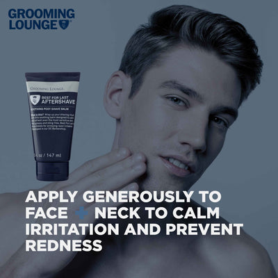 Grooming Lounge Best For Last Aftershave