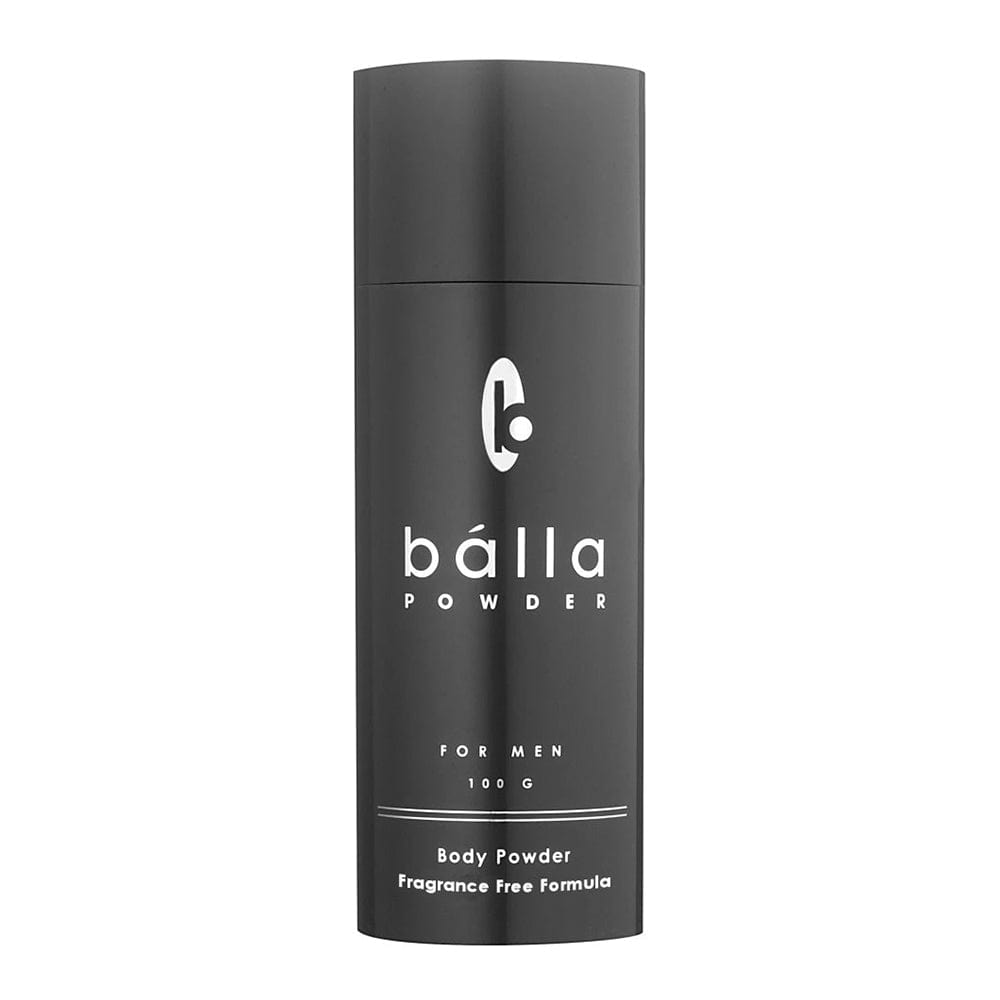 Balla For Men Body Powder - Fragrance-Free