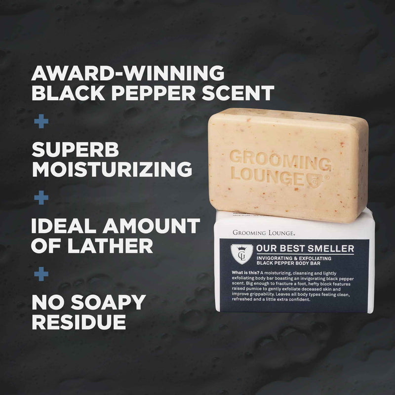 Grooming Lounge Our Best Smeller Body Bar