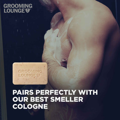 Grooming Lounge Our Best Smeller Body Bar 3-Pack