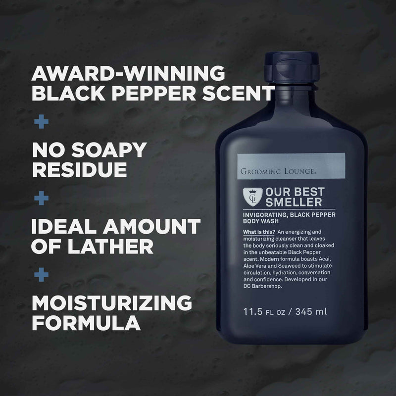 Grooming Lounge Our Best Smeller Body Wash
