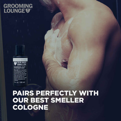 Grooming Lounge Our Best Smeller Body Wash 3 oz.