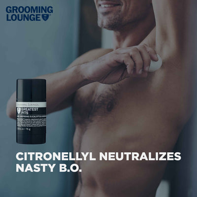 Grooming Lounge Greatest Pits Deodorant